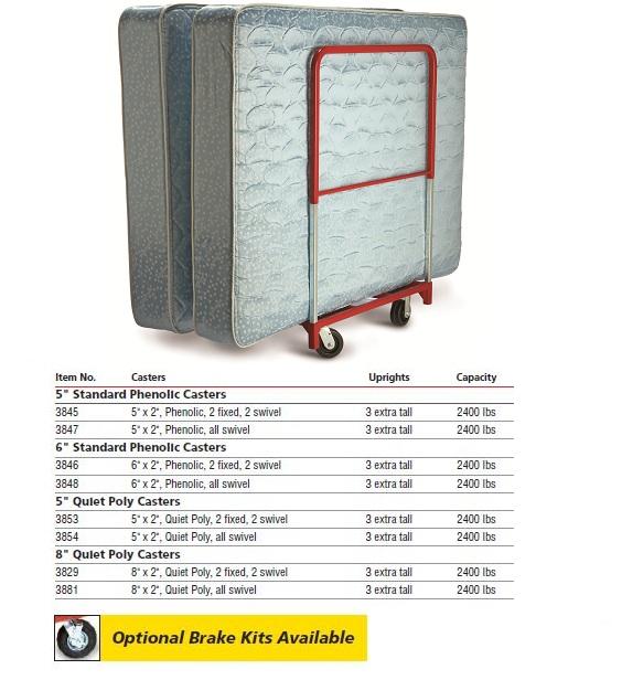 mattress cart